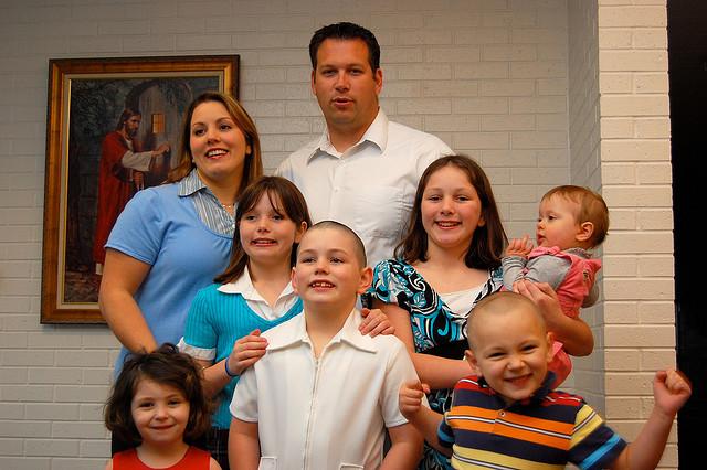 Family! por Josh Bancroft sob a licença CC BY-NC 2.0